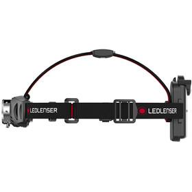 led lenser h6 lampe frontale noir sur campz. Black Bedroom Furniture Sets. Home Design Ideas